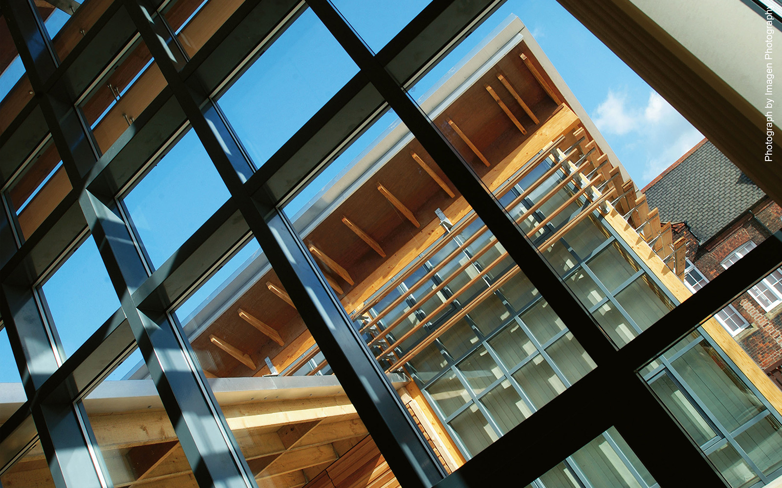Specialists in contemporary, heritage & low carbon design
